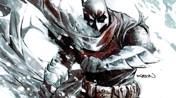 蝙蝠侠悲伤战衣