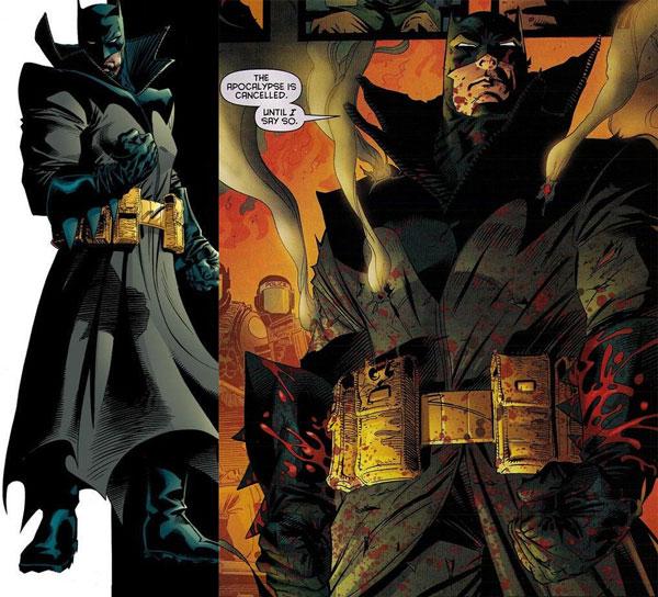 达米安韦恩蝙蝠侠