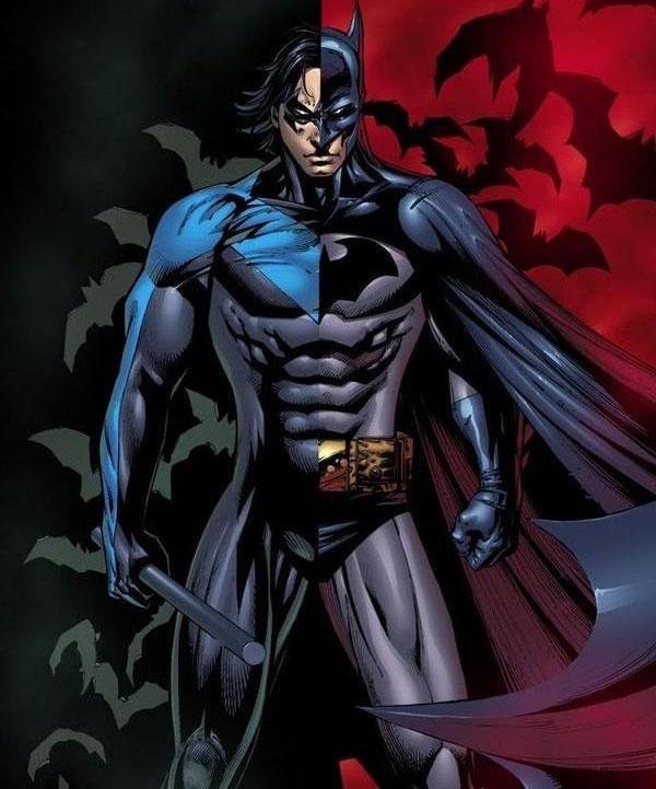 迪克格雷森蝙蝠侠