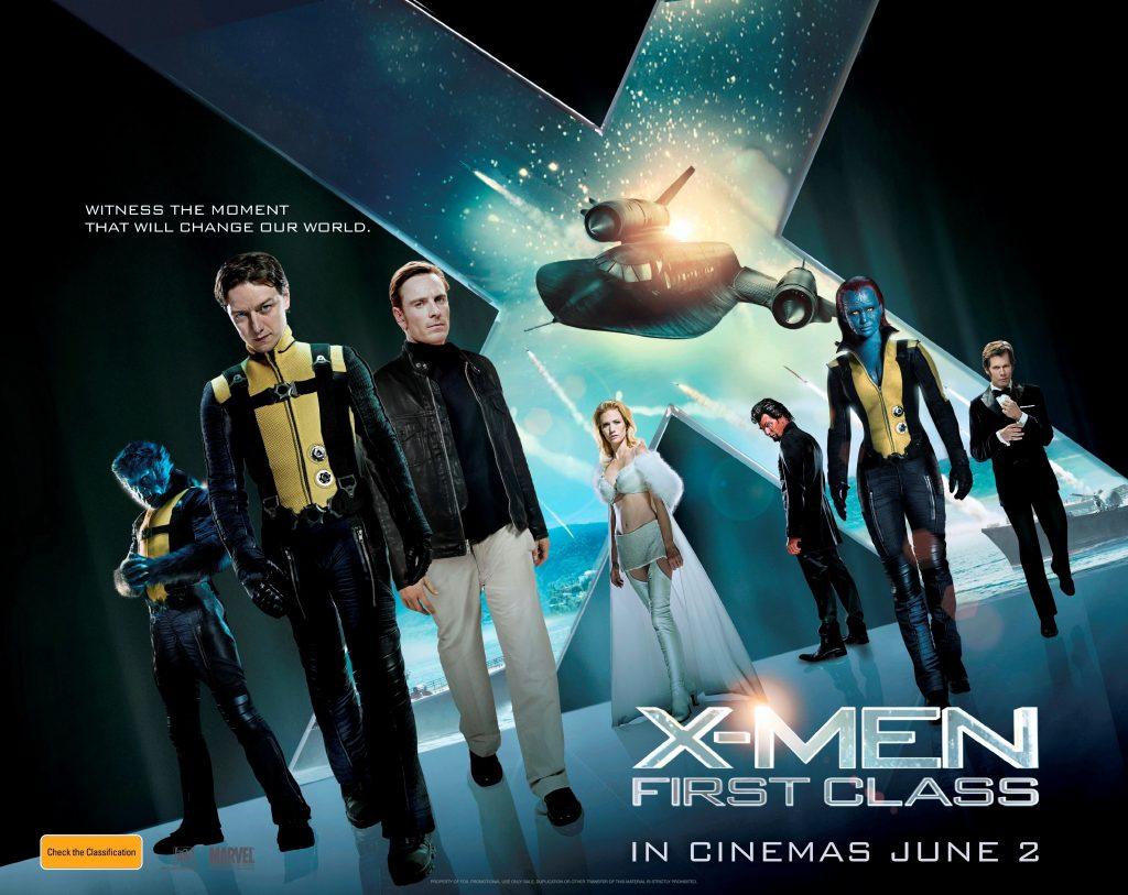 《X战警:第一战》2011.05.25