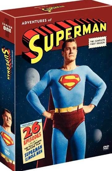 《超人冒险》第1-6季 1952-1958
