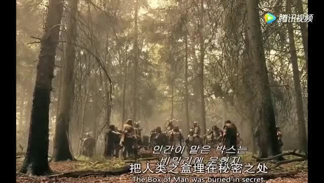 亚马逊神族和绿灯侠对战荒原狼!这么燃的场面太震撼人心了!