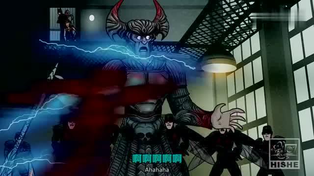 闪电侠被蝙蝠侠逼着去捅荒原狼,这才是正确的结局方式